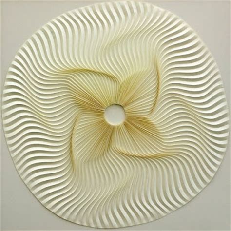 Paper Folding And Cutting - paper cutting folding sculptures illustrations and origami