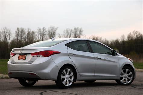 Hyundai Elantra Recalls by Hyundai Recalls Elantra To Fix Stability System