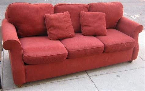 the big red couch uhuru furniture collectibles big red couch sold