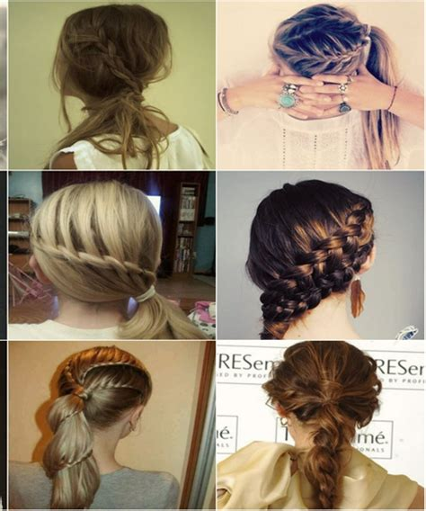 evening hairstyles tumblr braided prom hairstyles tumblr www pixshark com images