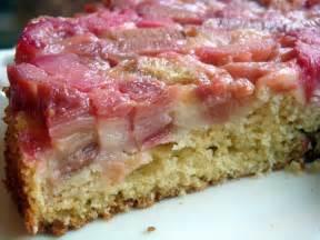 rhubarb cake recipe dishmaps