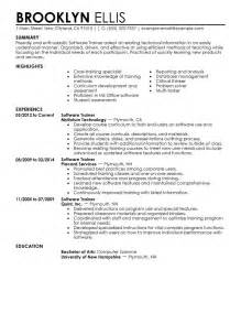 Resume Exle It by Resume Exle Best Template Collection