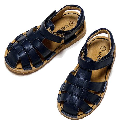 boys navy sandals boys shoes sandals and boots