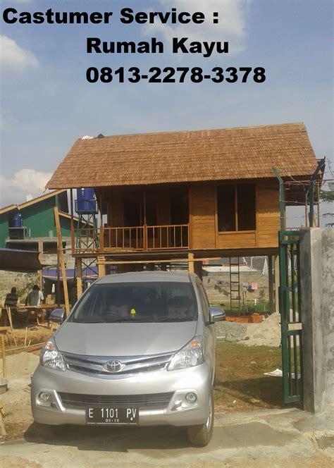 Ranjang Kayu Di Bandung jual rumah kayu panggung murah di bandung jual rumah kayu