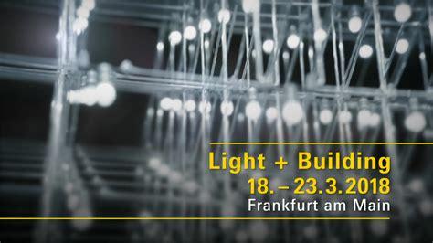 Lighting Experts light building 2018 microsite design lighting