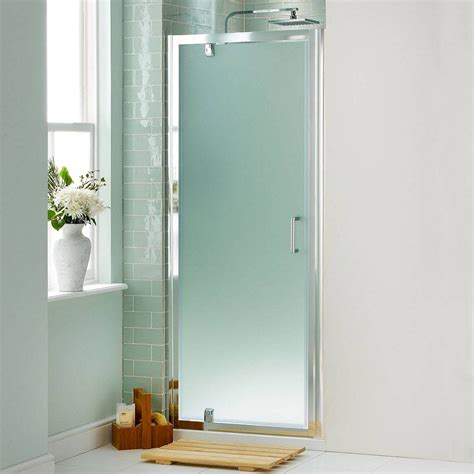 Modern Frosted Glass Interior Doors Chic Frosted Glass Interior Door Shower Crustpizza Decor