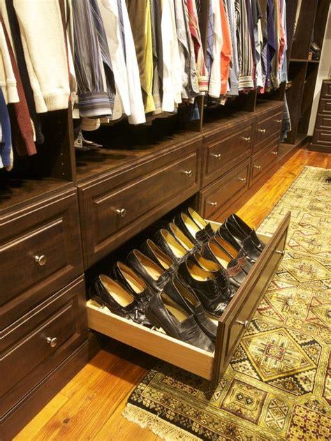 Shoe Storage Ideas In Wardrobes 17 best ideas about closet shoe storage on wardrobe storage diy home supplies and