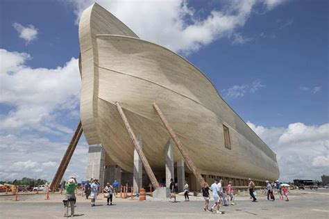 Ideas To Decorate A Bedroom noah s ark theme park opens in kentucky architecture lab