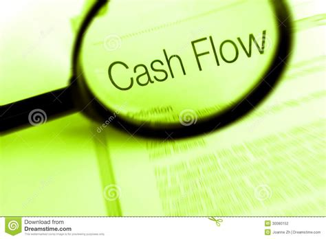Focus On Financial Management finance management flow stock photography image