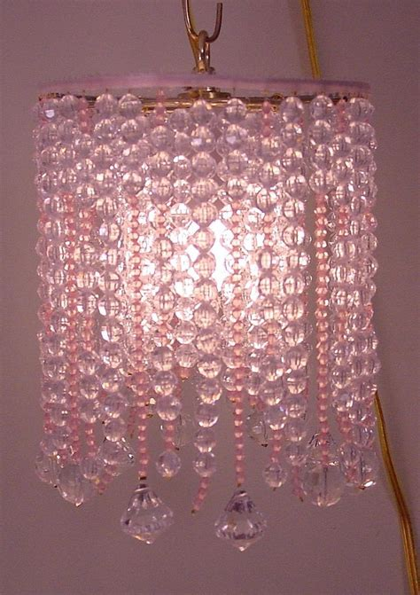 Pink Beaded Chandelier 1000 Ideas About Pink Chandelier On Pinterest Chandeliers Chandeliers And Glass
