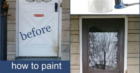 finish max paint sprayer door how to paint a door in place with a homeright finish max