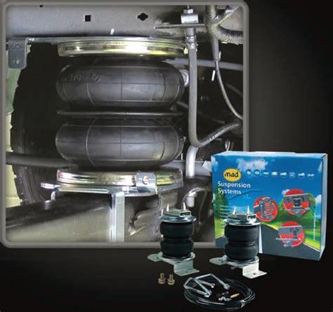 amarok comfort suspension mad air suspension kit basic comfort vw amarok 4wd up