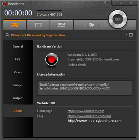 bagas31 screen recorder free download bandicam 3 0 3 1025 final full version bagas31