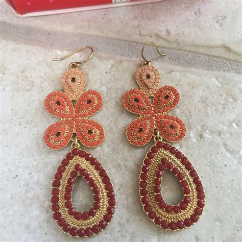 stella and dot chandelier earrings stella dot stella dot chandelier earrings from