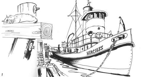 how to draw a police boat matt jones may 2011