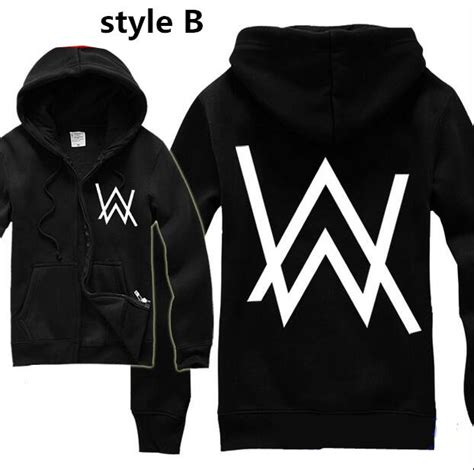 Hoodie Alan Walker Fade Lp8j alan walker same paragraph fade black hoodie for