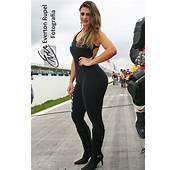Moto 1000 GP Championship Grid Girl At