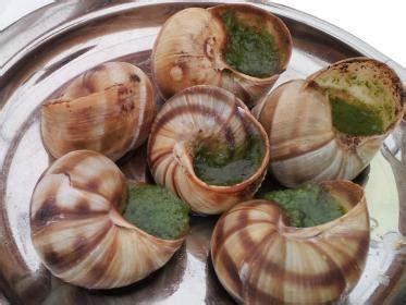 alimenti francesi lumache come preparare ricetta escargots