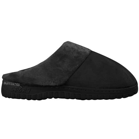 rubber soled slippers new womens fur lined faux suede rubber sole