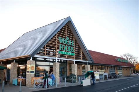 Mba Arch Cmo Wholefoods by Whole Foods Market Cheltenham Project By Garnett
