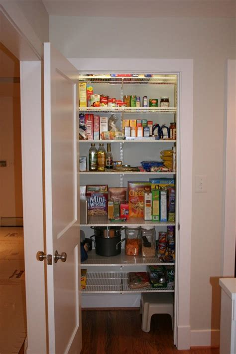 pantry shelving solutions kitchen pantry