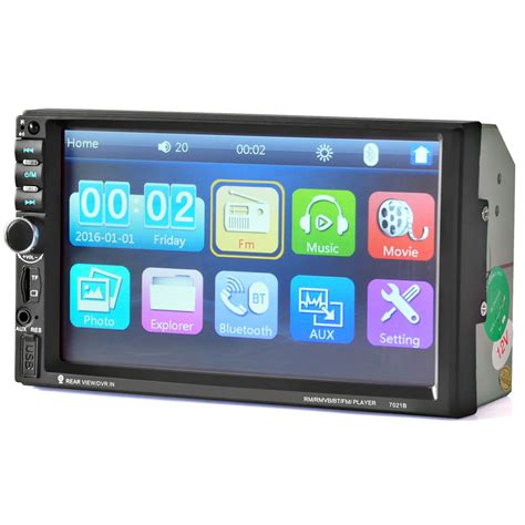 Monitor Lcd Mobil mp5 media player monitor mobil lcd touchscreen 7 inch black jakartanotebook