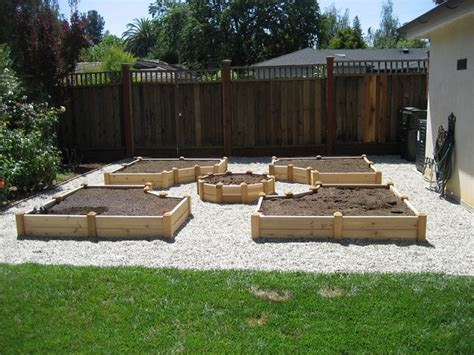 Raised Bed Garden Designs by Learn How To Build A U Shaped Raised Garden Bed Home