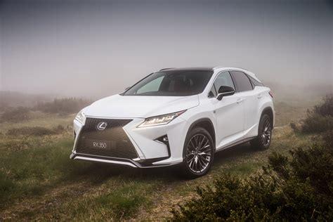 lexus rx 2016 white 2016 lexus rx 350 f sport suv white color autocar pictures