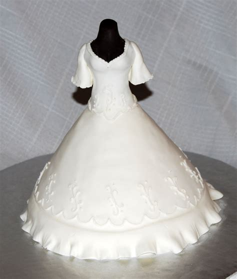 dress cake cake dress on pinterest wedding dress