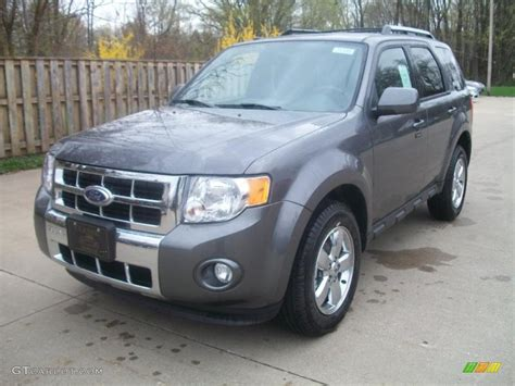 ford escape grey 2011 sterling grey metallic ford escape limited 48581703