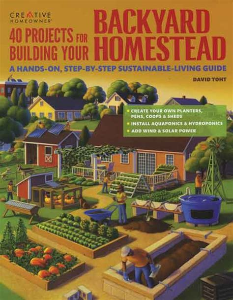 the backyard homestead grit rural american know how
