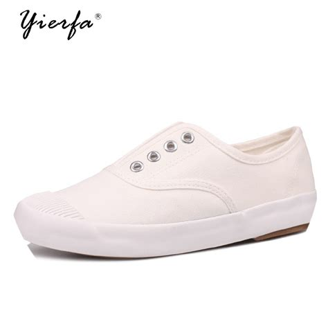 womens flat canvas shoes shoes white shoes canvas shoes low flat lazy
