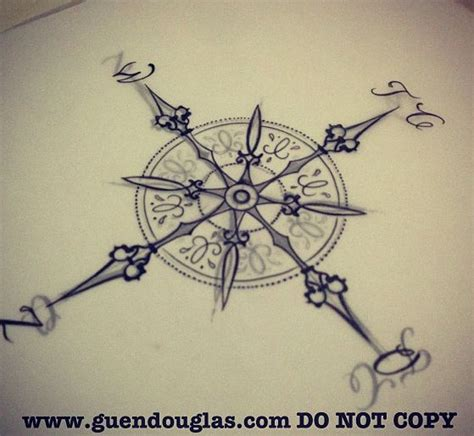tattoo compass rose meaning ser 225 el pr 243 ximo tal ves wind tattoos