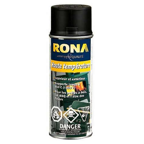 high heat spray paint 340g aluminum rona