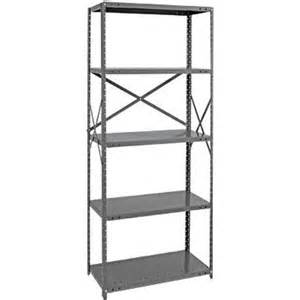 Heavy Duty Bookshelves Quantum Heavy Duty 18 Industrial Steel Shelving 6