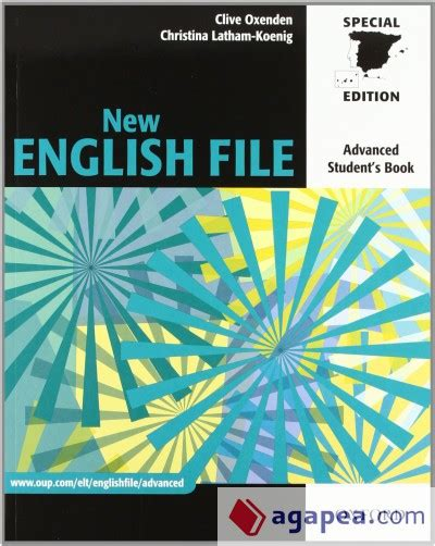 New English File 2nd Edition Advanced Student S Book