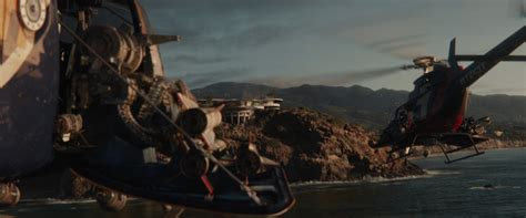 tony stark s home destroyed in super bowl spot represents destruction of tony stark s mansion marvel cinematic