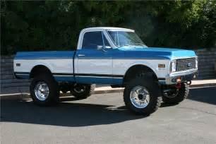 1972 chevrolet k 20 custom 139110