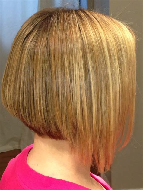 dramatic layered angled bob haircuts long angled behind the ear bob hairstyles