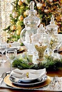 50 fabulous christmas table decorations on pinterest christmas