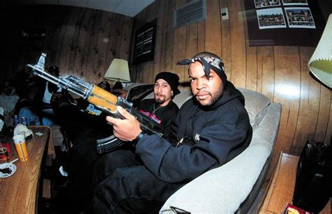 Ice cube and director david o russell three kings are re teaming