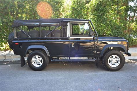 used land rover defender 110 1997 defender 110 for sale curpipe land rover defender 110 find used 1997 land rover defender 110 convertible in los angeles california united states