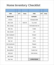 grocery inventory template house inventory list template grocery inventory list