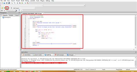 Kuas Prima 1 12 program menilkan bilangan prima c kuas