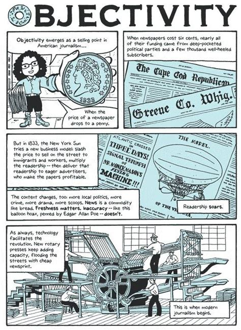 the influencing machine gladstone on the media influencing machine brook gladstone s comic about media