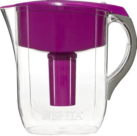 brita under filter brita 10 cup water filter pitcher review best water