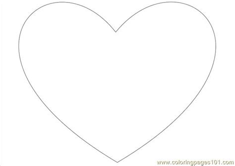 heart coloring pages pdf simple heart dl10 coloring page free heart coloring