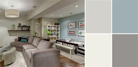 paint colors for basements a palette guide to basement paint colors home tree atlas