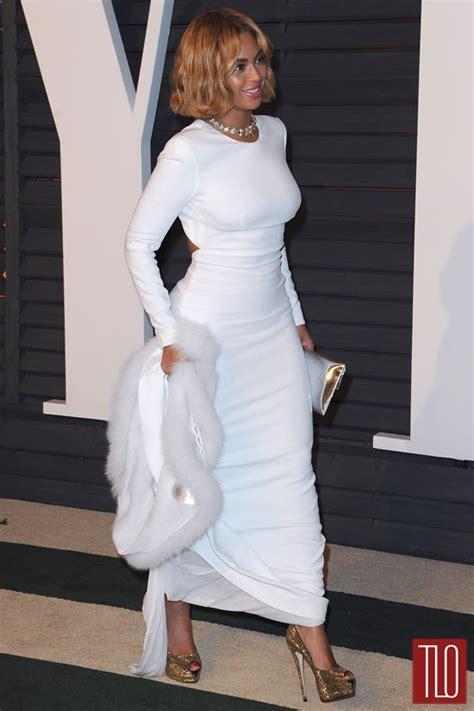 Beyonce Vanity Fair by Beyonce In Stella Mccartney At The Vanity Fair Oscar Tom Lorenzo