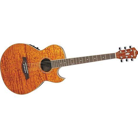 Ibanez Jumbo ibanez aes10e mini jumbo acoustic electric guitar music123